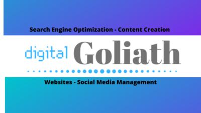 Digital Goliath Marketing - Colorado Springs in Colorado Springs, CO 80908 Internet - Website Design & Development
