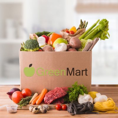 Green Mart in Clinton - New York, NY 10036 Business Services, Nec