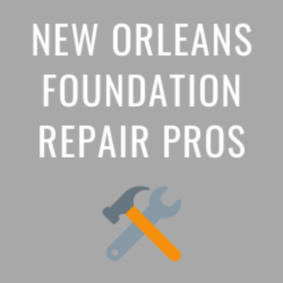 New Orleans Foundation Repair Pros in Village De L'est - New Orleans, LA 70129 Concrete