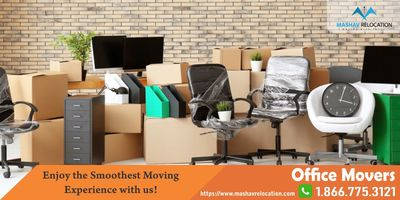 Office Movers Maryland  in Baltimore, MD 20705 Moving & Storage Supplies & Equipment