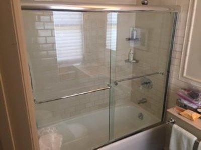 Affordable Shower doors Oklahoma in Oklahoma City, OK 73159 Door Glass & Mirrors