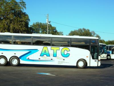 ATC Buses Orlando in Orlando, FL Bus Charter & Rental Service