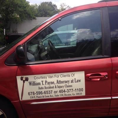 William T. Payne P.C. in Decatur, GA 30030 Attorneys