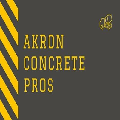 Akron Concrete Pros in Stow, OH 44224 Concrete Contractors