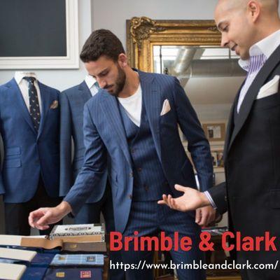 Brimble & Clark in Washington, DC 20001 Men's & Boys' Clothing