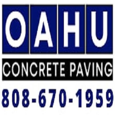Oahu Concrete Paving in Honolulu, HI 96816 Concrete Contractors