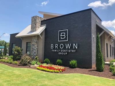 Brown Family Dentistry Group in Greenville, SC 29607 Dentists