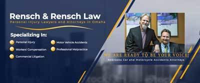 Rensch & Rensch Law in Omaha, NE 68114 Offices of Lawyers