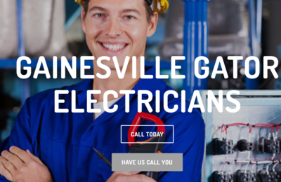 Gainesville Gator Electricians in Gainesville, FL 32605 Electrical Contractors