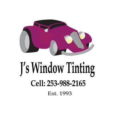 J's Window Tinting in Tacoma, WA 98444 Window Tinting & Coating