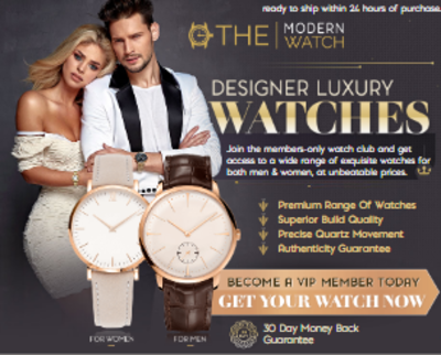 ModernWatchStylesToday in Knoxville, TN 37922 Exporters Watches - Dealers