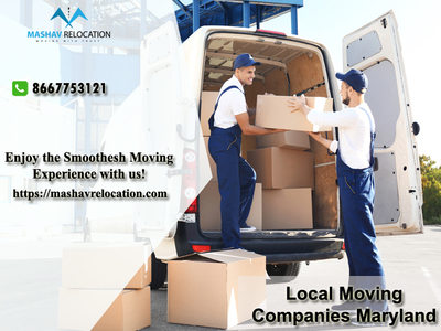 Local Moving Companies Maryland  in Baltimore, MD 12022 Moving Companies