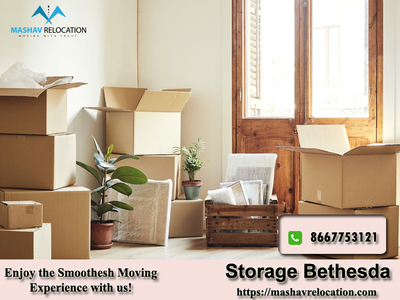 Storage Bethesda  in Baltimore, MD 12022 Moving Companies
