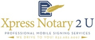 Xpress Notary 2 U in Houston, TX 77001 Notaries Public Services