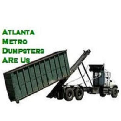 Atlanta Metro Dumpsters Are US in Decatur, GA 30033 Dumpster Rental