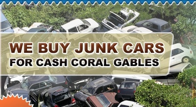 We Buy Junk Cars For Cash Coral Gables in Coral Gables, FL 33134 Wreckers
