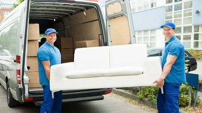 Murphy Moving-Best Local Moving Companies Council Bluffs IA in Council Bluffs, IA 51501 Clock Moving Service