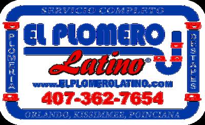 El Plomero Latino Inc in Orlando, FL 32807 Plumbers - Information & Referral Services