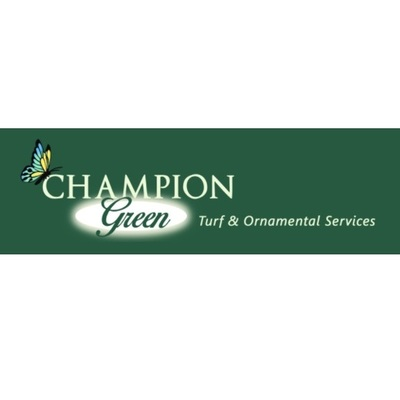Champion Green Turf & Ornamental Services in Chattanooga, TN 37404 Lawn & Garden Services