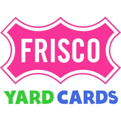 Frisco Yard Cards in Frisco, TX 75035 Banquet, Reception, & Party Equipment Rental