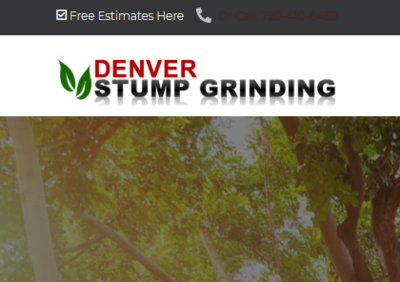 Denver Stump Grinding in Capitol Hill - Denver, CO 80218 Stump & Tree Removal