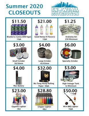 Snowball Distribution  in Central West Denver - Denver, CO 80204 Beverages