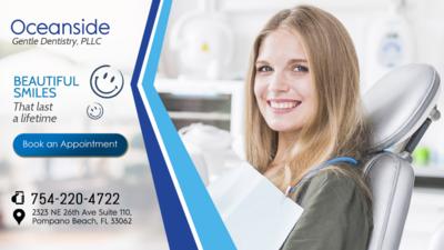 Oceanside Gentle Dentistry, PLLC in Pompano Beach, FL 33062 Dentists