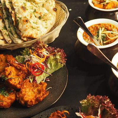 Lotus Grill & Bar in Bethesda, MD Indian Restaurants