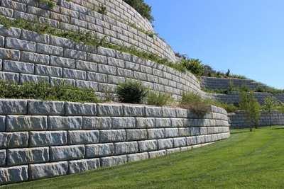 Milwaukee Retaining Walls in Mitchell West - Milwaukee, WI 53228 Retaining Walls