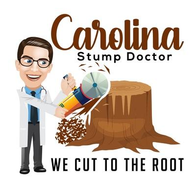 Carolina Stump Doctor in Lyman, SC Lawn & Tree Service