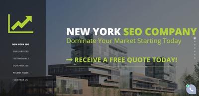 New York SEO Company in New York, NY 10006 Marketing