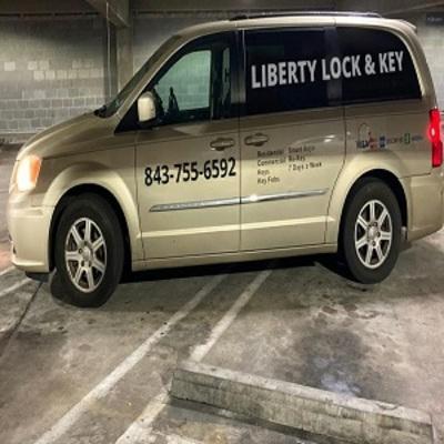 Liberty Lock & Key in Charleston, SC 29412 Locks & Locksmiths