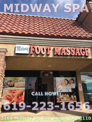 Midway Spa in Loma Portal - San Diego, CA 92110 Massage Therapy