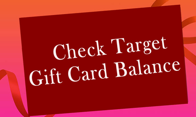 Check Target Gift Card Balance in miami, FL 33122 Online Shopping