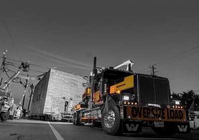 SUPOR Heavy Haul in Houston, TX 77049 Trucking Long Haul