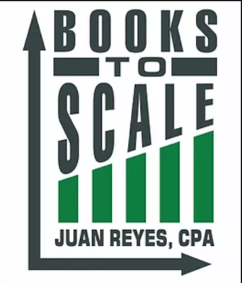 Juan Reyes, CPA Books To Scale in Midtown - Sacramento, CA Accounting & Bookkeeping Machines & Supplies