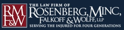 The Law Firm of Rosenberg, Minc, Falkoff & Wolf, LLP in Murray Hill - New York, NY 10168 Lawyers - Invention Commercialization
