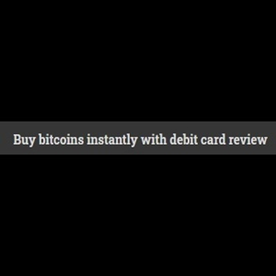 Buy Bitcoins With Credit Card in Los Angeles, CA 90045