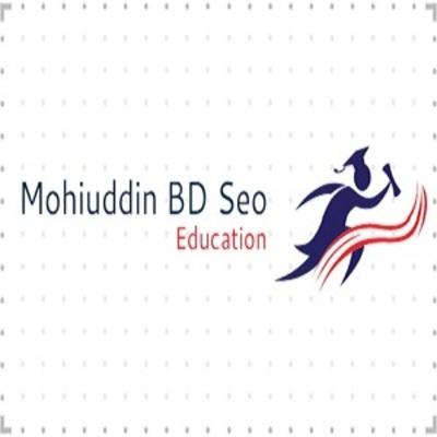Mohiuddin BD Seo in Galleria-Uptown - Houston, TX 77056 Education
