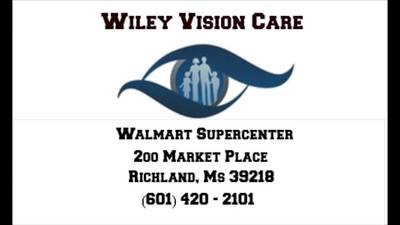 Wiley Vision Care in Richland, MS 39218
