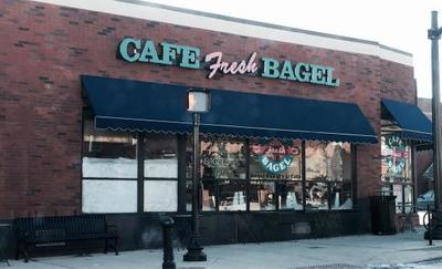 Cafe & Fresh Bagel in Dedham, MA Bagels