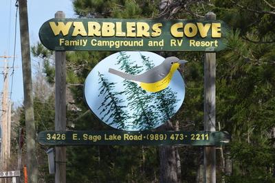 Warblers Cove llc in Lupton, MI 48635