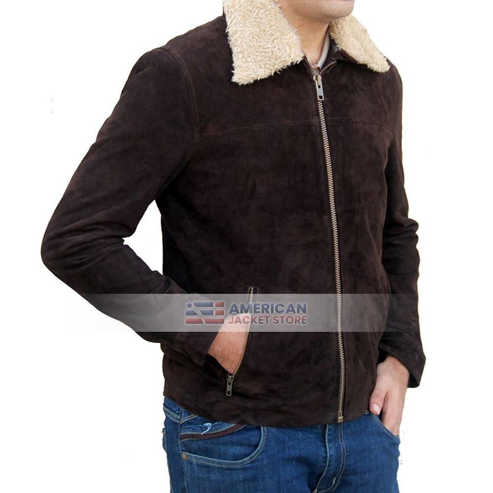 Walking Dead Rick Grimes Season 5 Leather Jacket