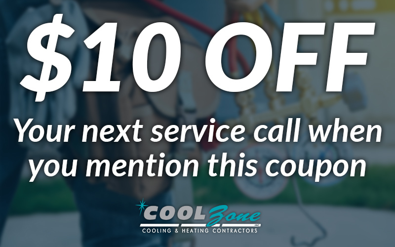 $10 Off Your Next Service Call!
